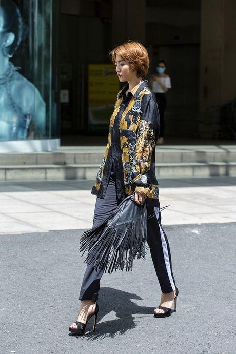 Trai xinh gai dep Next Top nhiet liet huong ung 'The Best Street Style' - Anh 5