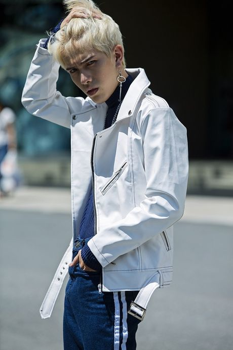 Trai xinh gai dep Next Top nhiet liet huong ung 'The Best Street Style' - Anh 8