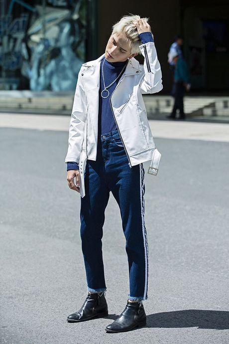 Trai xinh gai dep Next Top nhiet liet huong ung 'The Best Street Style' - Anh 9