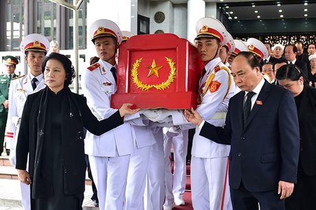 Lanh dao Dang, Nha nuoc dua tien dong chi Truong Quang Duoc - Anh 11