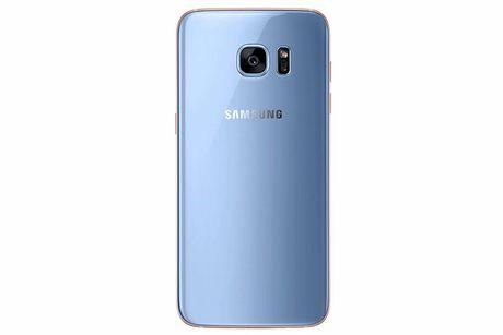 Galaxy S7 edge Xanh Coral chinh thuc ra mat tai Viet Nam - Anh 3