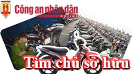 Cong an TPHCM tim chu so huu xe may - Anh 1