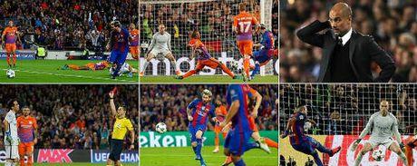 Man City – Barcelona: Duong dau voi song du - Anh 1