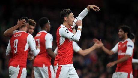 Ludogorets – Arsenal: Ban dap de leo nui - Anh 2
