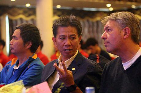 U19 Viet Nam: Minh an com, sao so voi ho an mi - Anh 1