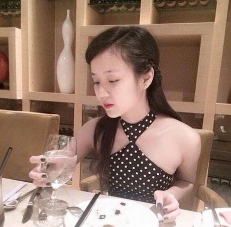 Gia the danh gia cua ban gai Hoai Lam - con trai nuoi Hoai Linh - Anh 6