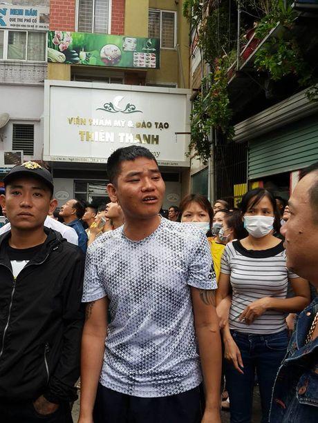 Chay lon o Tran Thai Tong - Ha Noi: Mot nguoi mat tich - Anh 2