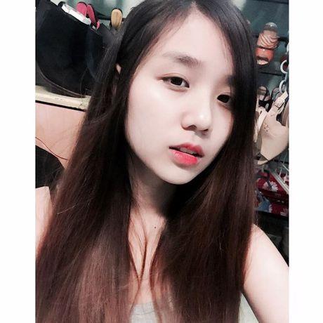 Hoai Lam cong khai ban gai xinh nhu hotgirl - Anh 2