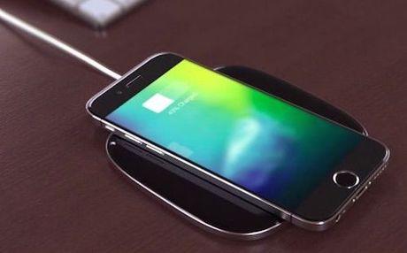 iPhone 8 se ho tro sac khong day? - Anh 1