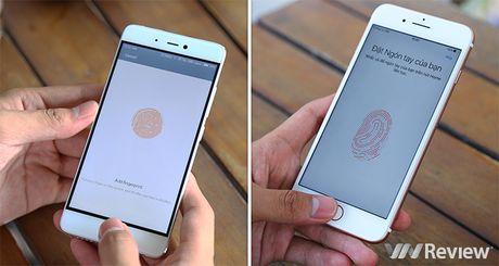 Do thu cam bien van tay Xiaomi Mi 5s va iPhone 7 Plus: Sense ID doi dau Touch ID 2.0 - Anh 1