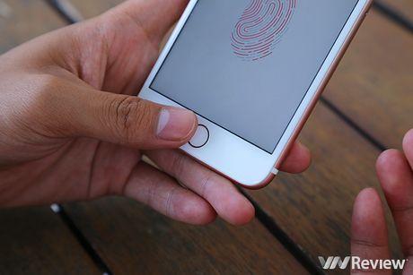 Do thu cam bien van tay Xiaomi Mi 5s va iPhone 7 Plus: Sense ID doi dau Touch ID 2.0 - Anh 3