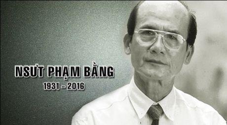 NSUT Pham Bang: Nguoi ra di nhung tieng cuoi con vong mai - Anh 1