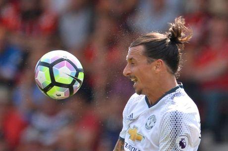 Zlatan Ibrahimovic va con khat ghi ban - Anh 2