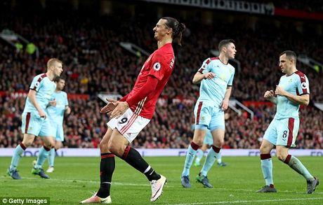 Zlatan Ibrahimovic va con khat ghi ban - Anh 3