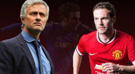 Mata da hay vi so bi Mourinho ban khoi Man United - Anh 1