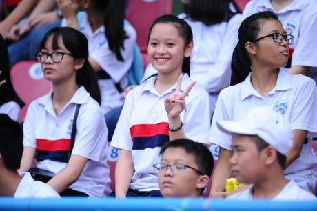 Phong su anh: An tuong san Cam Pha giai U.21 - Anh 16