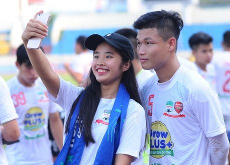 Phong su anh: An tuong san Cam Pha giai U.21 - Anh 18