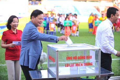 Phong su anh: An tuong san Cam Pha giai U.21 - Anh 5