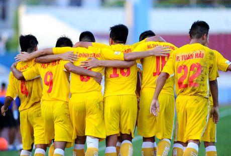 Phong su anh: An tuong san Cam Pha giai U.21 - Anh 6