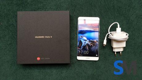 Huawei Mate 9 lo anh thuc te sat ngay ra mat - Anh 2