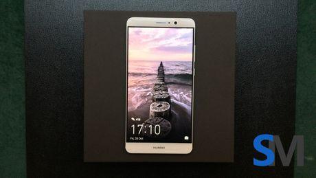 Huawei Mate 9 lo anh thuc te sat ngay ra mat - Anh 3