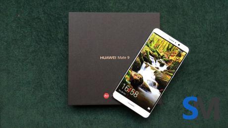 Huawei Mate 9 lo anh thuc te sat ngay ra mat - Anh 8