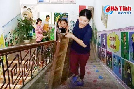 Vu Quang 'chay' lu, Huong Son de phong xa tran thuy dien - Anh 1