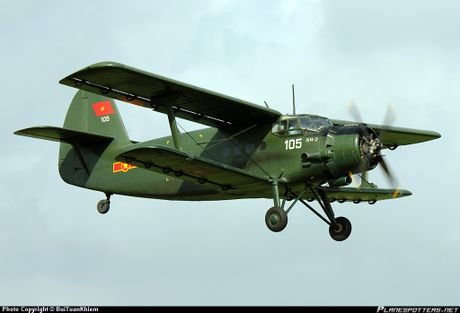Viet Nam len doi 'ngua tho' AN-2: Dung xu the - Anh 1
