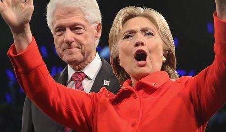 Neu ba Hillary dac cu, ong Bill Clinton se duoc goi la gi? - Anh 1