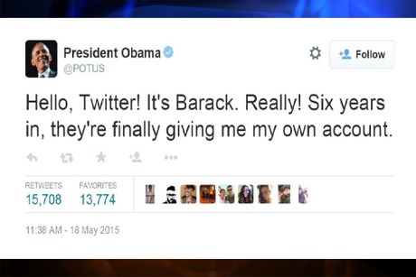 Tong thong Obama se xoa tin tweet ngay khi roi Nha Trang - Anh 1