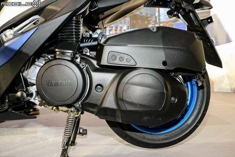 Yamaha Force 2017 – xe tay ga dong co 155 phan khoi moi - Anh 10