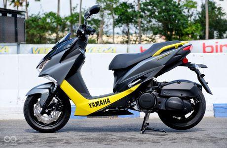 Yamaha Force 2017 – xe tay ga dong co 155 phan khoi moi - Anh 2