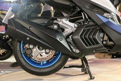 Yamaha Force 2017 – xe tay ga dong co 155 phan khoi moi - Anh 9