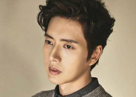 Park Hae Jin kien dan mang va bao chi dua tin don lam trai bao - Anh 1