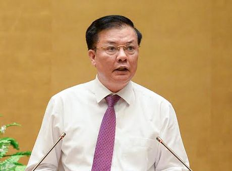 Bo truong Tai chinh: 15 nam, no cong tang gan 15 lan - Anh 1