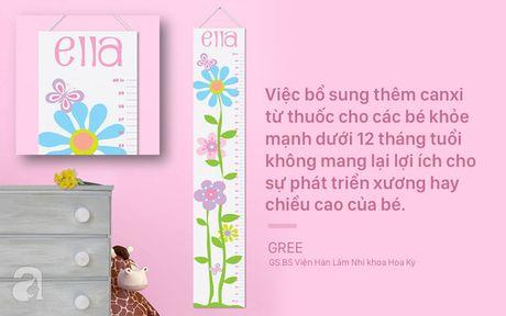 Cho tre duoi 2 tuoi uong thuoc bo sung canxi - bo me Viet dang lam hai con - Anh 3
