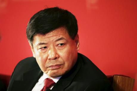 Thu truong Tai chinh Trung Quoc: Nhung rui ro tu no hoan toan co the kiem soat - Anh 1