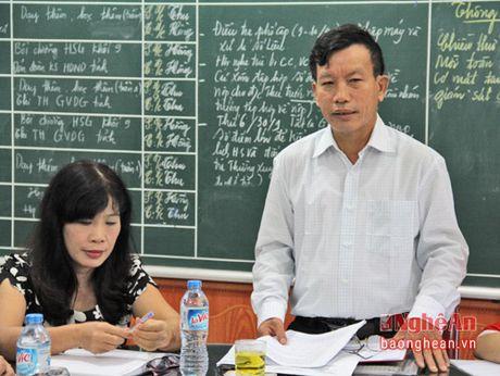 Can cong khai ngan sach cap cho nha truong hang nam - Anh 3