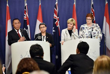 Australia, Indonesia tinh tuan tra chung o Bien Dong - Anh 1