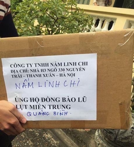 Hoi Giao duc cham soc Suc khoe Cong dong Viet Nam chung tay ung ho dong bao lu lut tinh Quang Binh - Anh 4