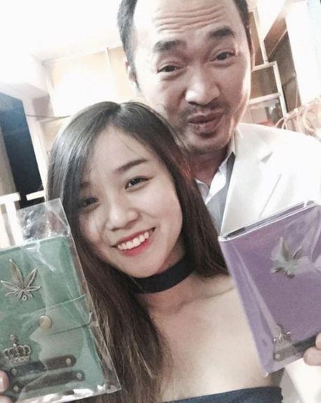Gia the day bat ngo cua my nu bi an dang chiem giu trai tim ca si Hoai Lam - Anh 12