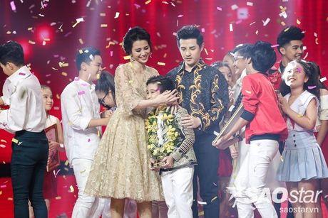Noo Phuoc Thinh phu nhan thong tin bo ve som vi khong phuc ket qua The Voice Kids - Anh 1