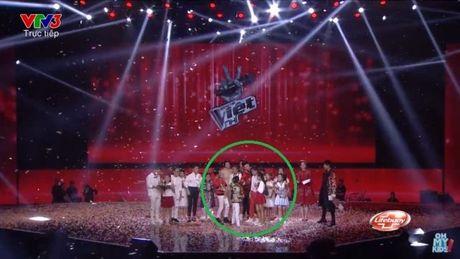 Noo Phuoc Thinh phu nhan thong tin bo ve som vi khong phuc ket qua The Voice Kids - Anh 3