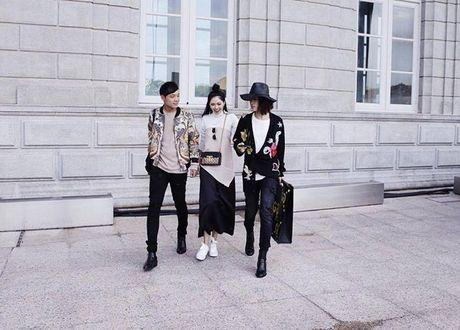 Tuyen tap nhung outfit 'mac hoai khong chan' cua Kelbin Lei - Anh 13