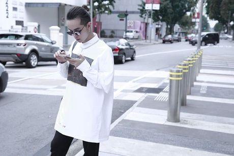 Tuyen tap nhung outfit 'mac hoai khong chan' cua Kelbin Lei - Anh 2