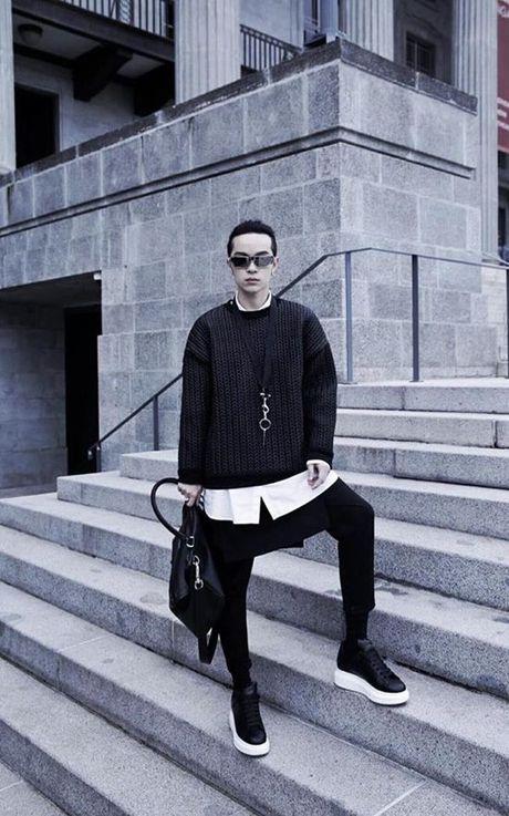 Tuyen tap nhung outfit 'mac hoai khong chan' cua Kelbin Lei - Anh 8