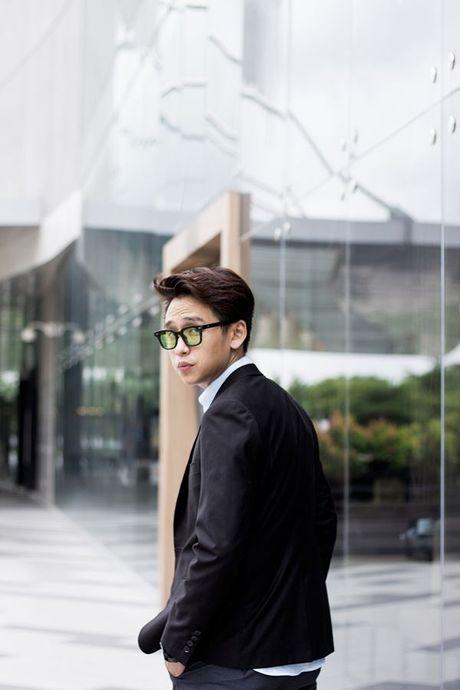 MC Quang Bao hao hung vi sap duoc gap Song Joong Ki va Song Hye Kyo - Anh 2