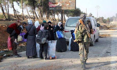 John Kerry: Nga co the doi bom nat vun Aleppo - Anh 1