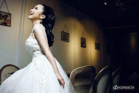 Huong Tram hoa co dau xinh dep, ngot ngao trong 'Ngay cuoi' - Anh 2