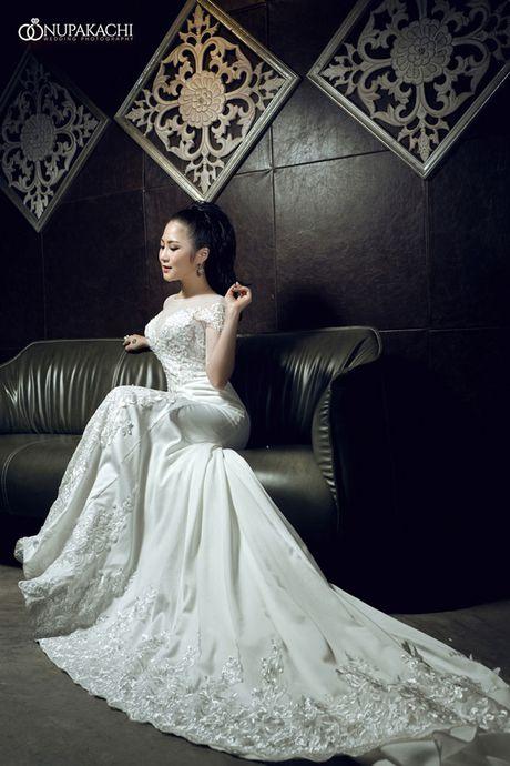 Huong Tram hoa co dau xinh dep, ngot ngao trong 'Ngay cuoi' - Anh 3